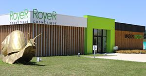 Visite du site Royer